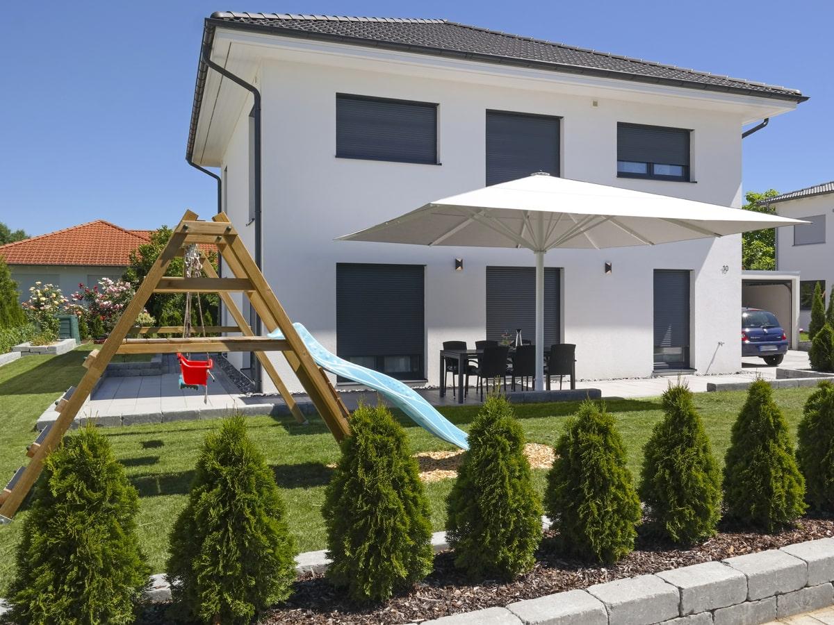 Sonnenschirm Terrasse groß   verschiedene Größen & Formen